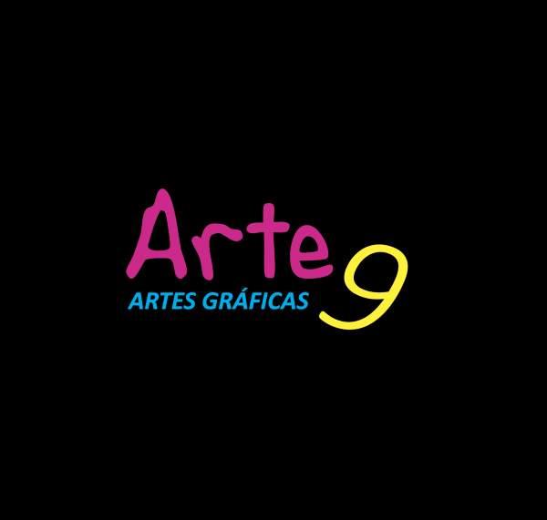 Arte 9 serviços graficos