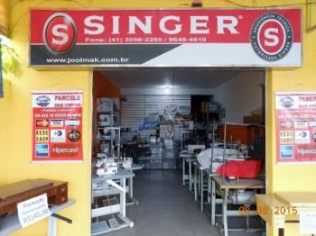 Autorizada singer pinhais. Guia de empresas e serviços