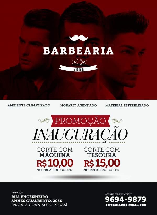 Barbearia 2056