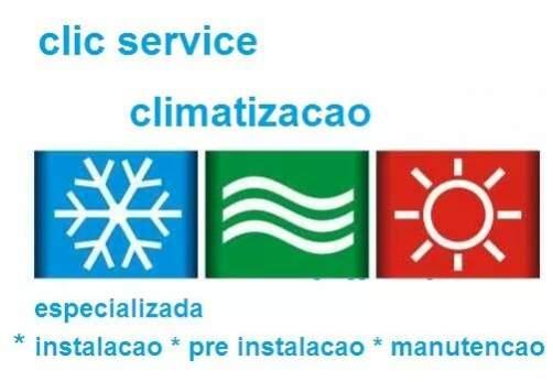 Clic service climatizacao e eletrica predial