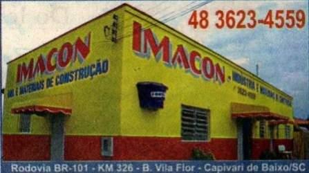 Imacon - materiais para construção