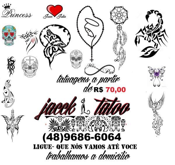 Jacck tattoo