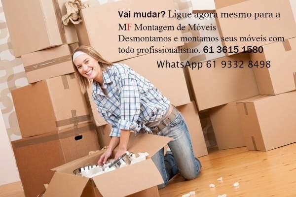 Mf montagem de móveis