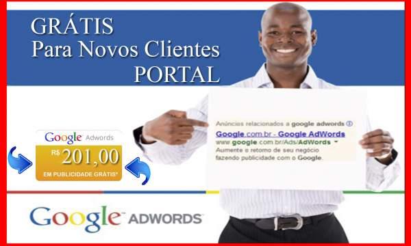 Portal negócios pela internet