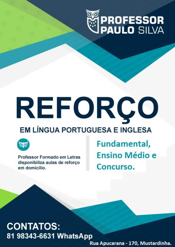 Português para concurso em recife 983436631