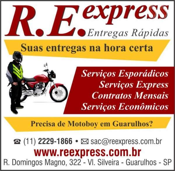 Serviços de entregas rápidas