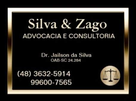 Silva & zago advocacia dr jailson da silva advogado tubarao