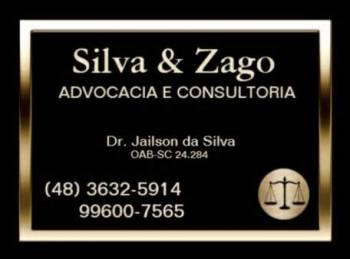 Silva & zago advocacia dr jailson da silva advogado tubarao. Guia de empresas e serviços