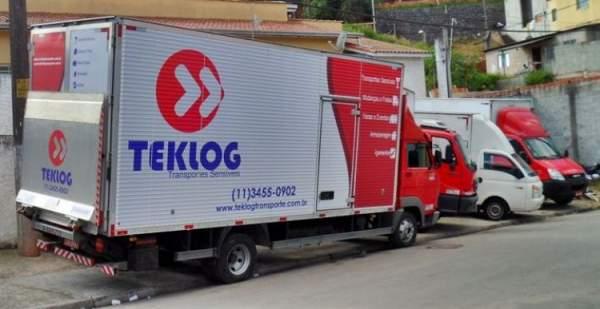 Tek log oferece o serviço de armazenagem p/r$35,00 o pallet