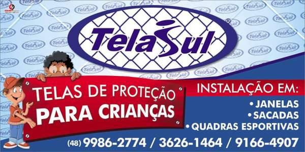 Telasul redes de proteção para crianças