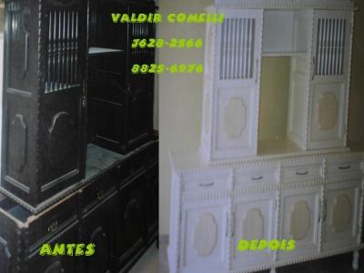 Valdir reforma e pinturas de móveis