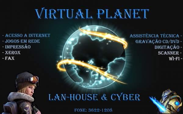Virtual planet lan house