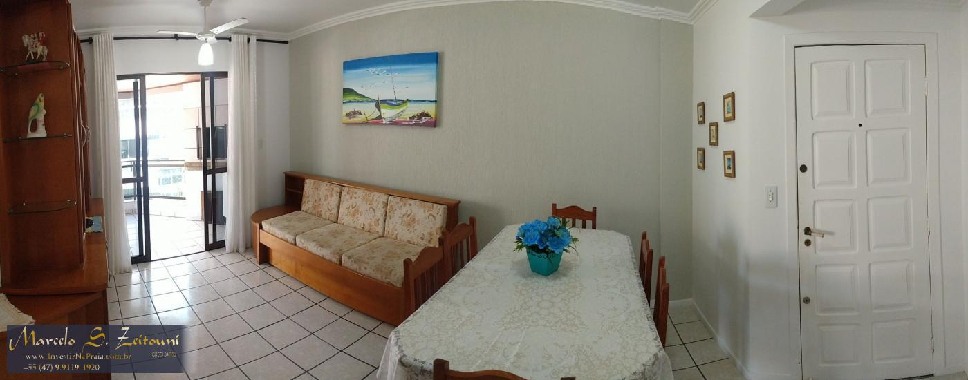 Apartamento com 3 Dormitórios para alugar, 110 m² por R$ 160,00