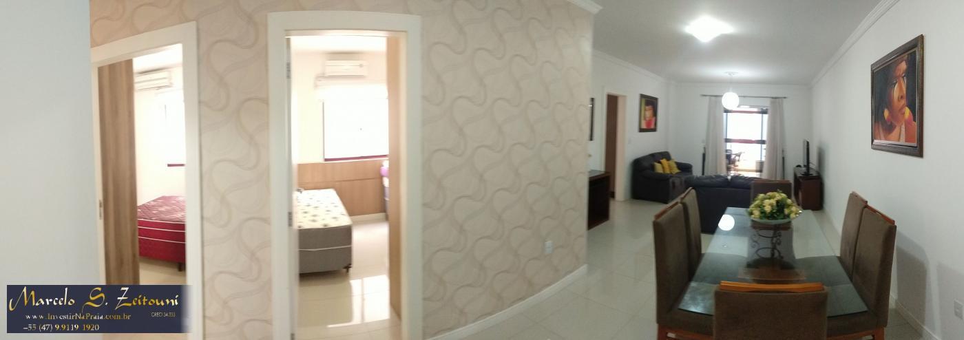 Apartamento com 3 Dormitórios para alugar, 140 m² por R$ 200,00
