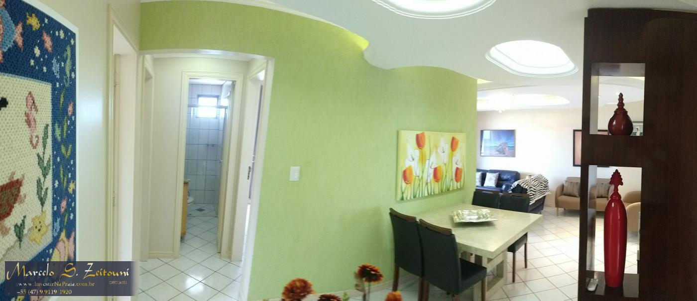 Apartamento com 3 Dormitórios para alugar, 110 m² por R$ 250,00
