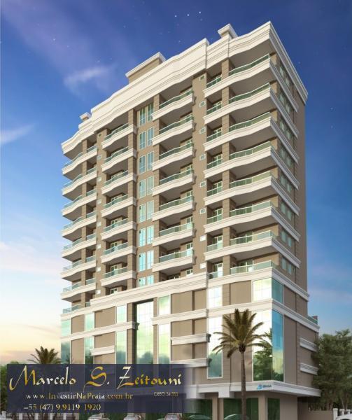 Apartamento com 3 Dormitórios à venda, 102 m² por R$ 529.000,00