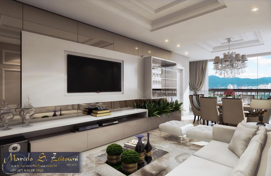 Apartamento à venda  no Balneário Pereque - Porto Belo, SC. Imóveis
