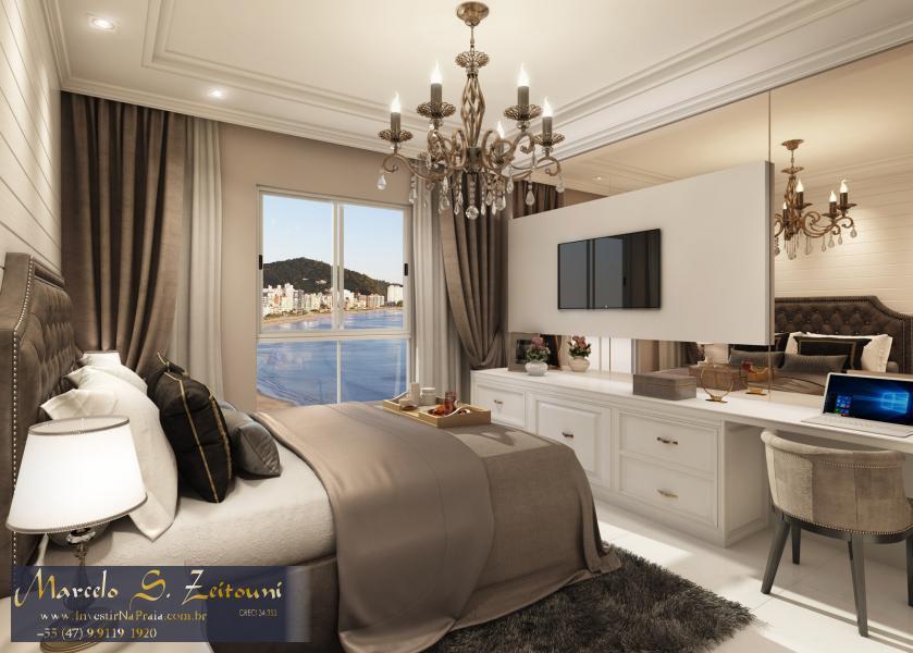 Apartamento com 3 Dormitórios à venda, 138 m² por R$ 1.804.000,00