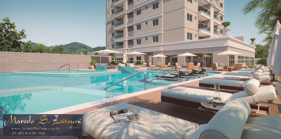 Apartamento com 3 Dormitórios à venda, 99 m² por R$ 689.400,00