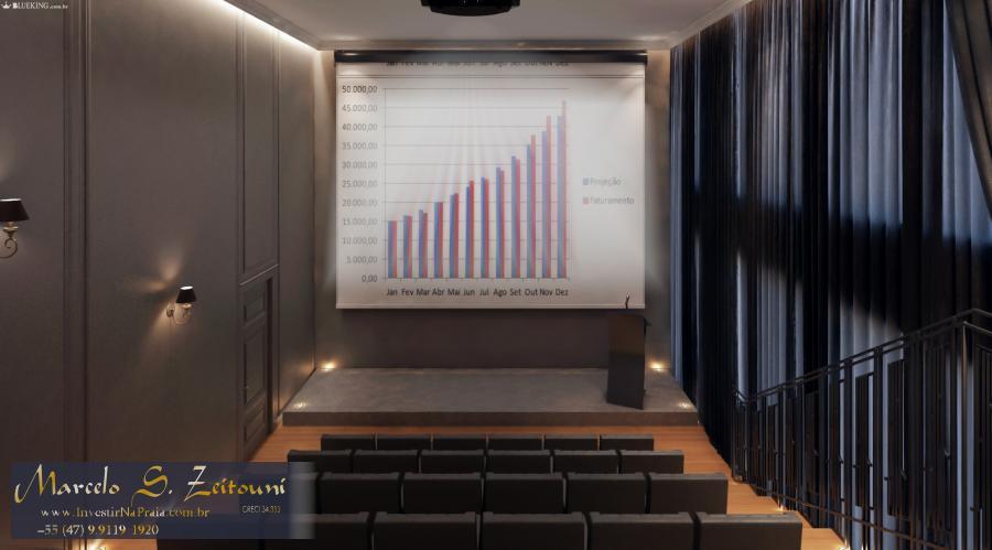 Apartamento com 2 Dormitórios à venda, 56 m² por R$ 455.000,00