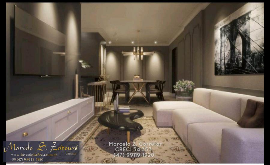 Apartamento com 3 Dormitórios à venda, 104 m² por R$ 780.000,00