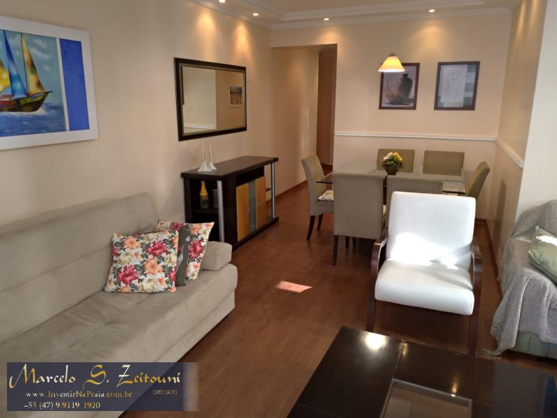 Apartamento com 2 Dormitórios à venda, 105 m² por R$ 470.000,00