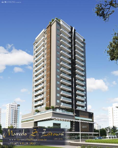 Apartamento com 3 Dormitórios à venda, 124 m² por R$ 652.435,00