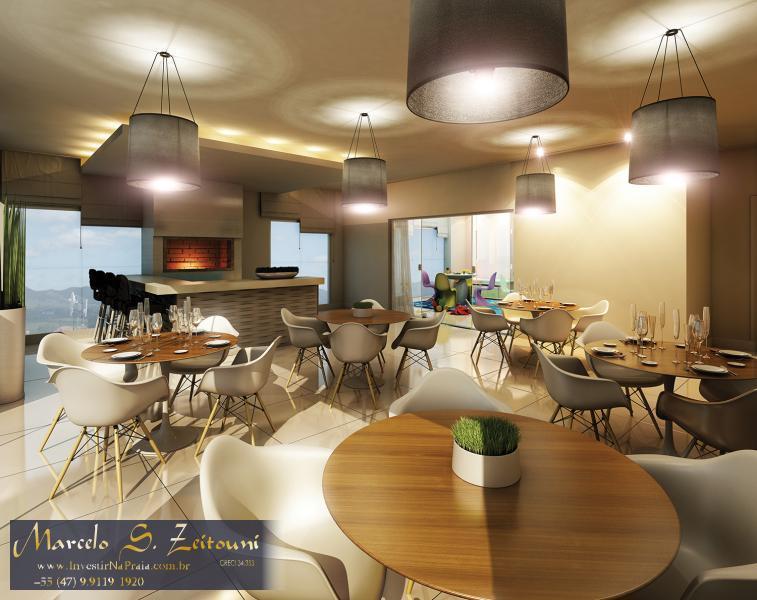 Apartamento com 3 Dormitórios à venda, 131 m² por R$ 835.910,00