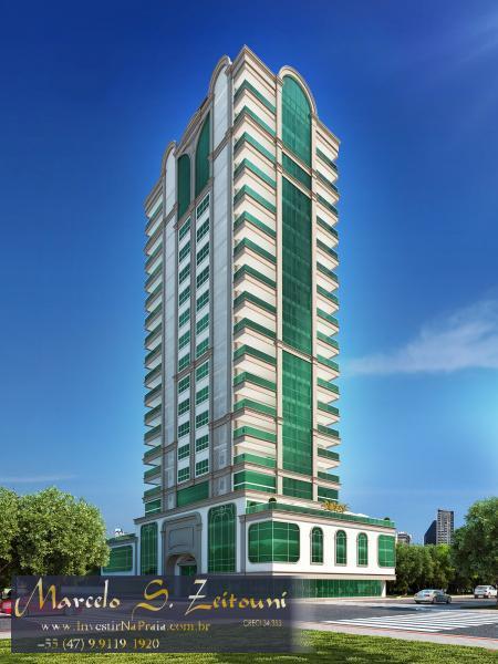 Apartamento com 3 Dormitórios à venda, 145 m² por R$ 893.414,00