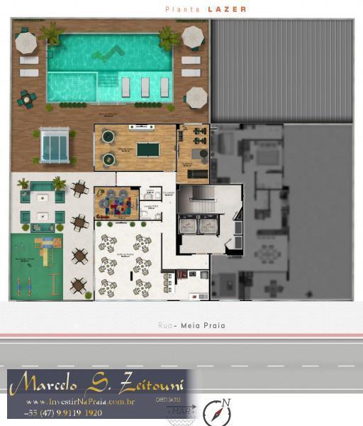 Apartamento com 2 Dormitórios à venda, 92 m² por R$ 557.471,00