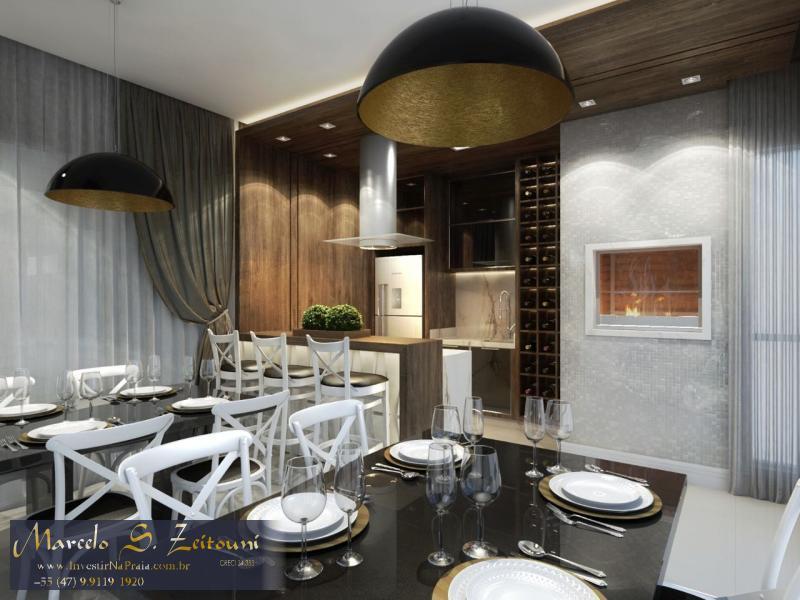 Apartamento com 3 Dormitórios à venda, 134 m² por R$ 887.162,00
