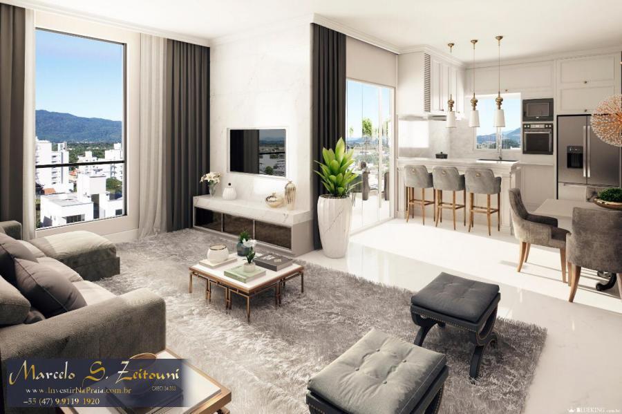 Apartamento com 2 Dormitórios à venda, 95 m² por R$ 474.948,00