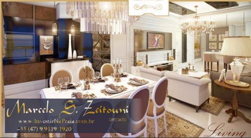Apartamento com 3 Dormitórios à venda, 98 m² por R$ 992.169,00