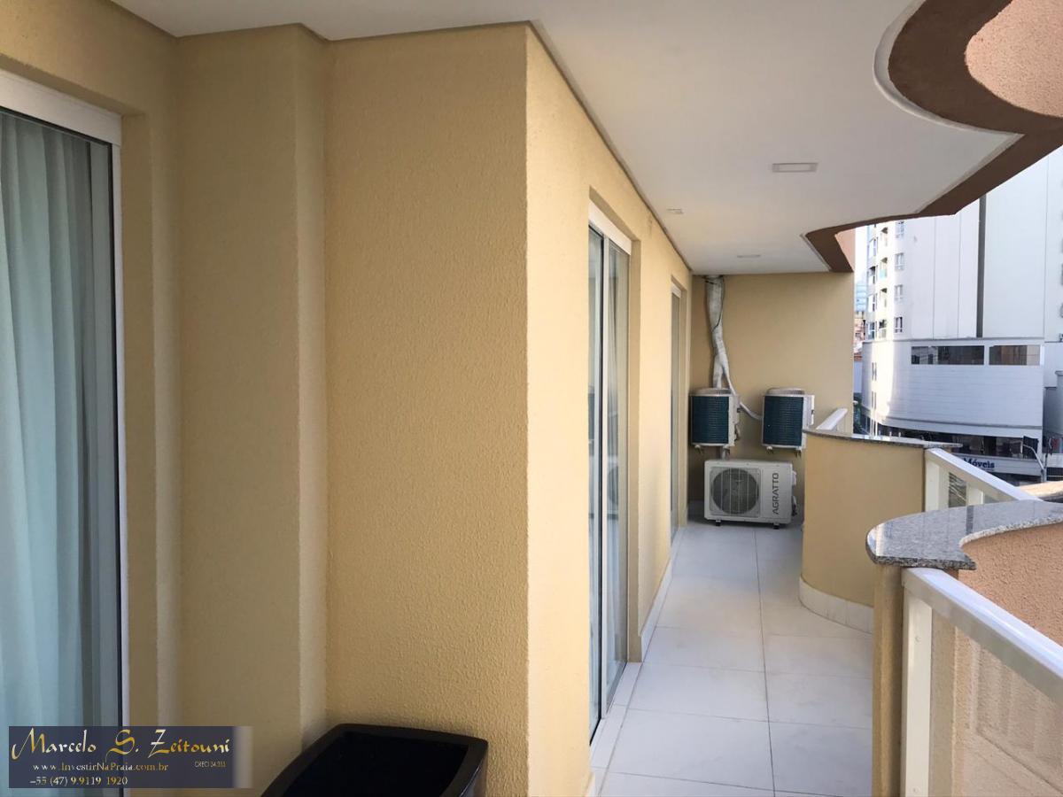 Apartamento com 2 Dormitórios à venda, 105 m² por R$ 555.000,00