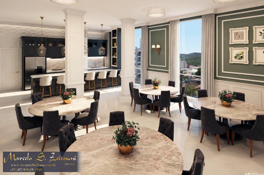 Apartamento com 3 Dormitórios à venda, 116 m² por R$ 738.171,00