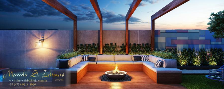 Apartamento com 3 Dormitórios à venda, 126 m² por R$ 687.000,00