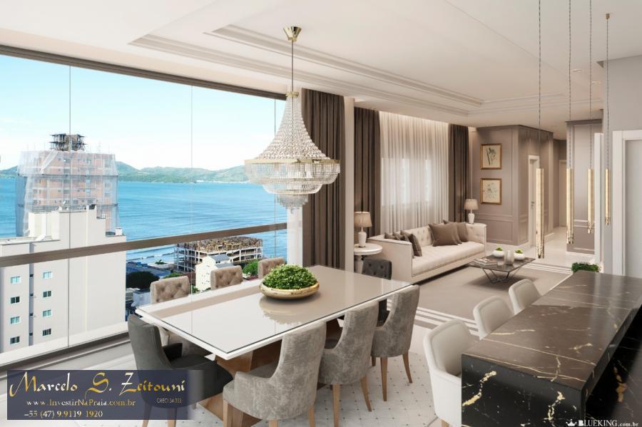Apartamento com 3 Dormitórios à venda, 125 m² por R$ 997.859,00