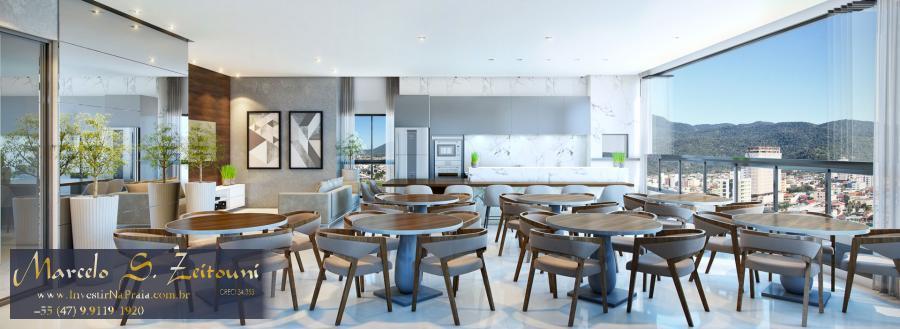 Apartamento com 3 Dormitórios à venda, 128 m² por R$ 962.579,00