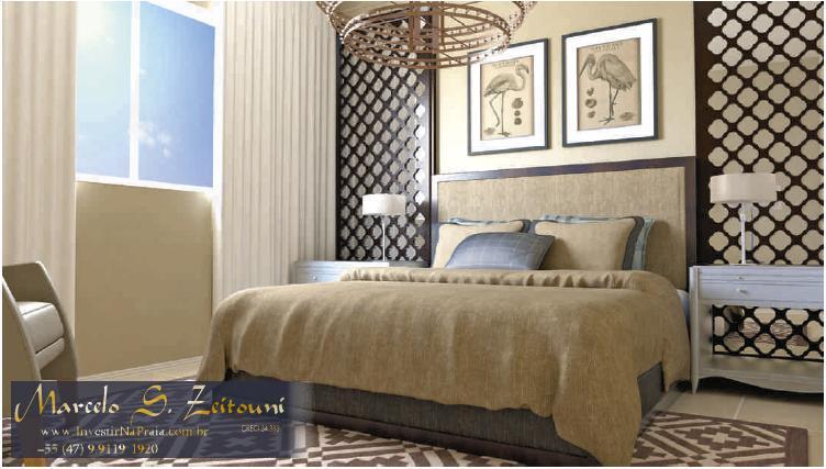 Apartamento com 3 Dormitórios à venda, 128 m² por R$ 940.000,00