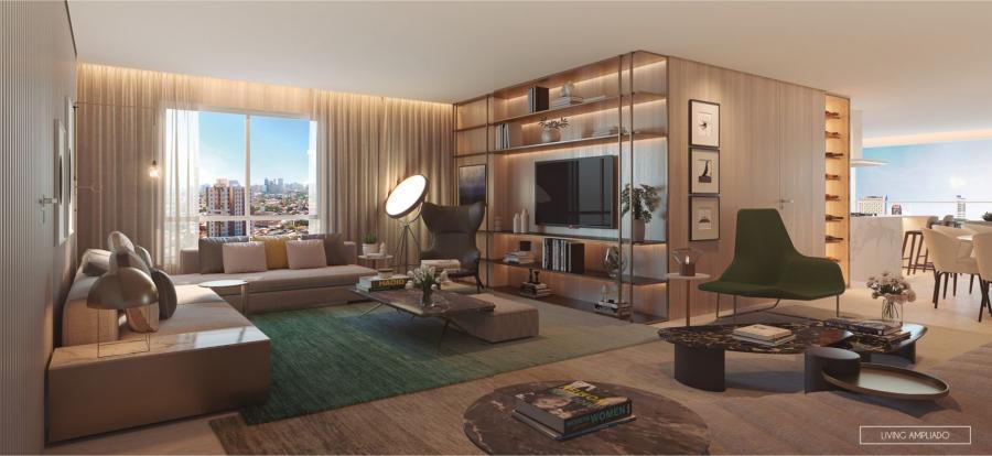 Apartamento com 4 Dormitórios à venda, 197 m² por R$ 1.533.310,00