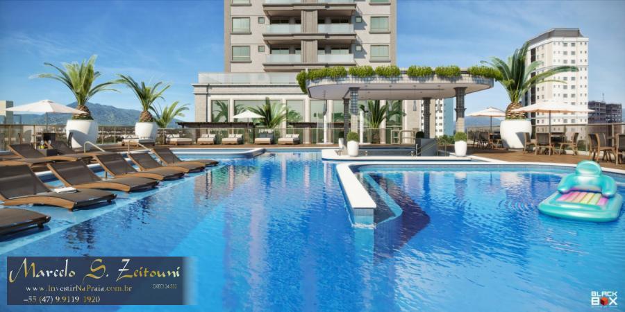 Apartamento com 3 Dormitórios à venda, 124 m² por R$ 698.400,00