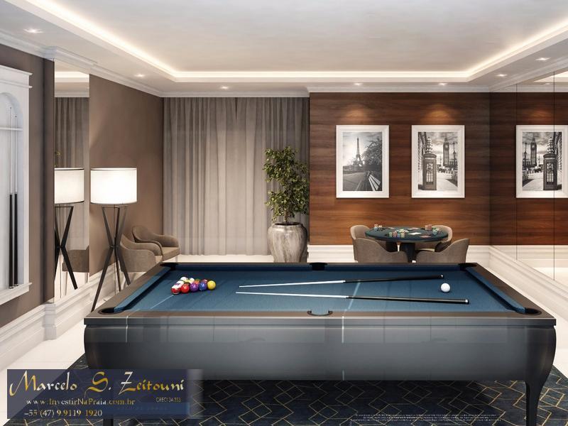 Apartamento com 2 Dormitórios à venda, 70 m² por R$ 463.444,00