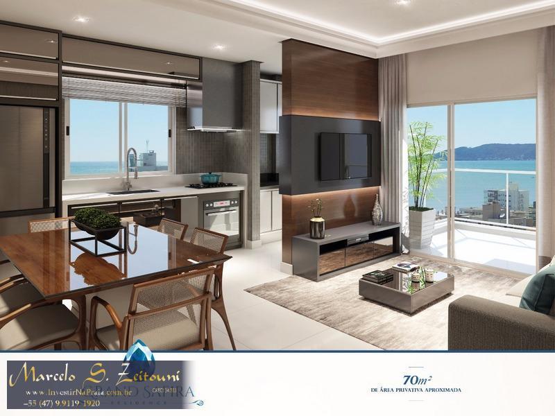 Apartamento com 2 Dormitórios à venda, 70 m² por R$ 402.531,00