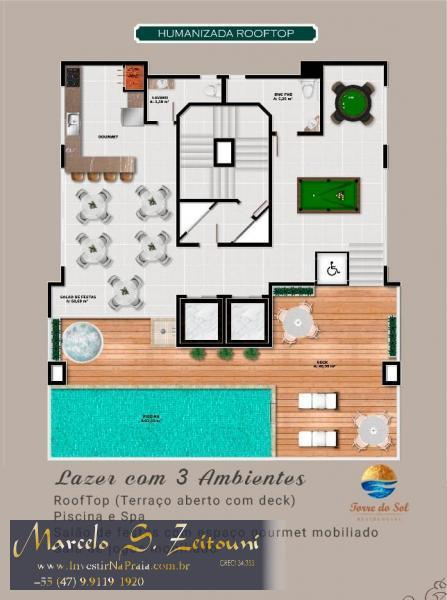 Apartamento com 2 Dormitórios à venda, 70 m² por R$ 417.000,00