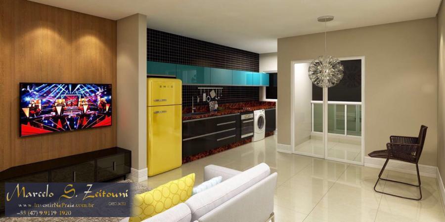 Apartamento com 2 Dormitórios à venda, 70 m² por R$ 330.000,00