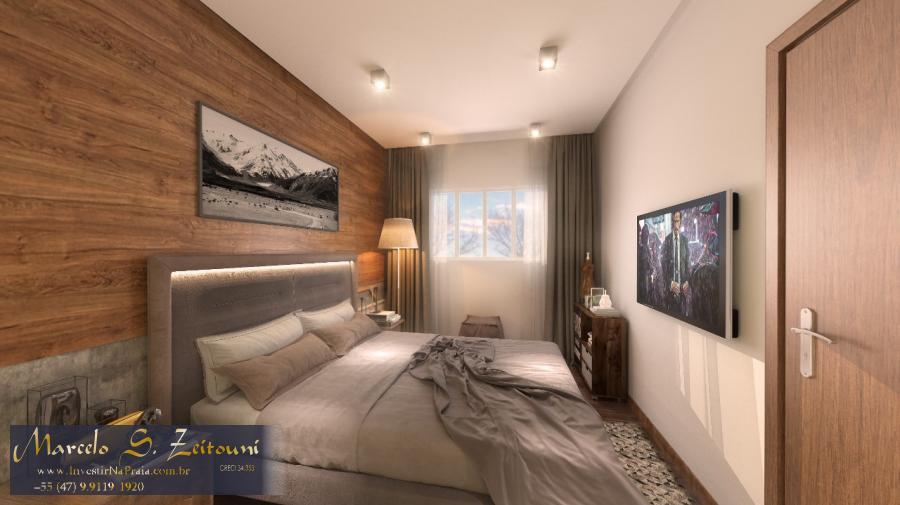 Apartamento com 2 Dormitórios à venda, 55 m² por R$ 245.000,00