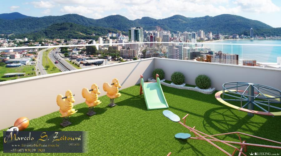 Apartamento com 3 Dormitórios à venda, 69 m² por R$ 365.400,00