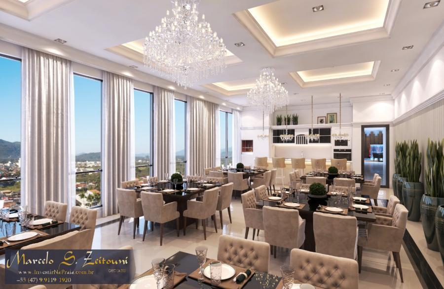 Flat com 1 Dormitórios à venda, 40 m² por R$ 425.387,00